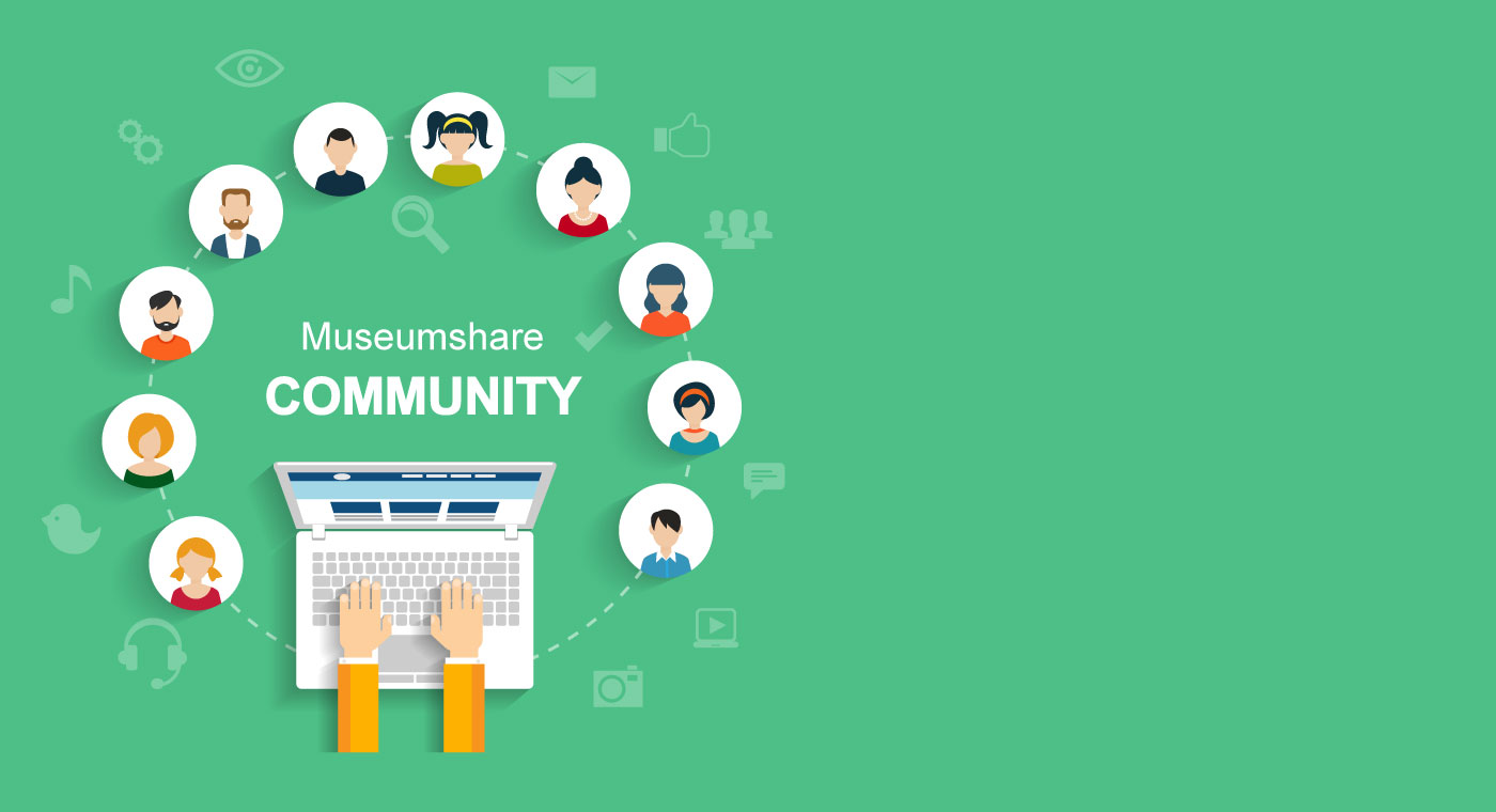 What is MuseumShare.COMMUNITY